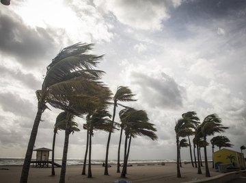 Why Is the Eye of a Hurricane Calm