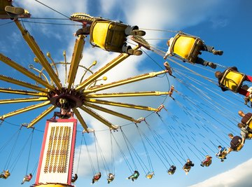 The physical cause of centripetal forces depends on the situation.