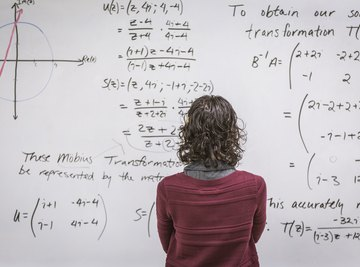 Taking math can help you, no matter what kind of science you're interested in.