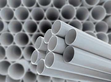 The Difference Between Polyethylene & PVC