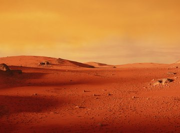 New discoveries hint that there may be life on mars.