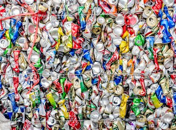 Good Places to Find Empty Aluminum Cans