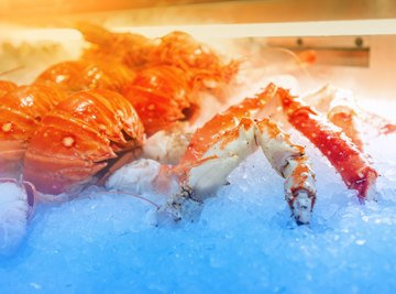 Types of Crab in Alaska