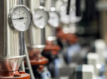 The Ideal Gas law is a mathematical equation you can use to solve problems relating to the temperature, volume and pressure of gases.