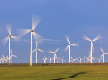 How Much Land Is Needed for Wind Turbines