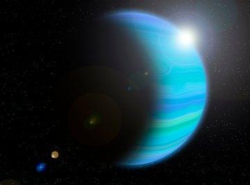 Characteristics of Neptune