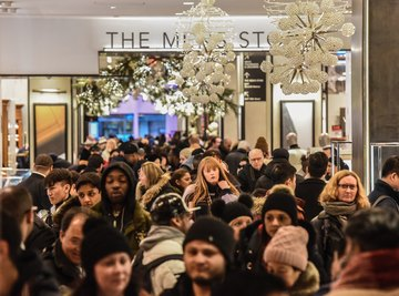 Retailers use psychological tricks to make you spend more on Black Friday.
