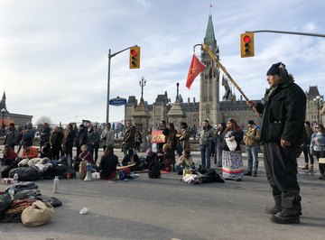 Indigenous peoples are protesting the pipeline devolepment in Canada. Here's why.