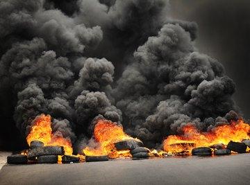 Hazards of Breathing Oil Smoke