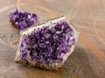 What Colors Are Geodes Naturally
