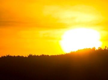 What Causes Atmospheric Heating?