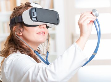Doctors and hospitals have eagerly embraced the potential of virtual reality.