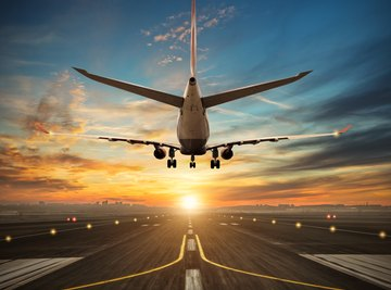 How to Calculate Runway Slope