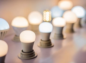 The Difference Between LED & Diode