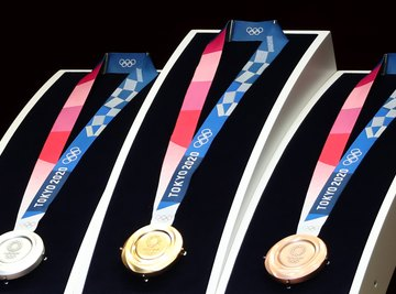 2020's Olympic medals will be made from recycled phones.
