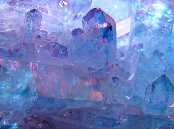 What Crystal Can Hold Electricity or Energy