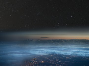 How High Does the Atmosphere Extend From Earth