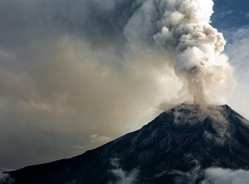 Examples of Natural Disasters & the Environmental Changes Incurred