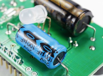 How to Tell the Polarity of an Electrolytic Capacitor