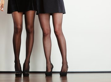 Women's stockings were the first commercial use of nylon.