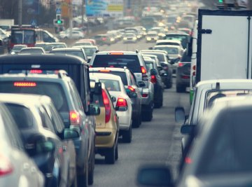 Effects of Car Pollutants on the Environment