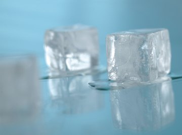 Ice cubes can be part of an experiment involving thermal dynamics.