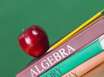 Operations on monomials and binomials are taught in high school algebra.