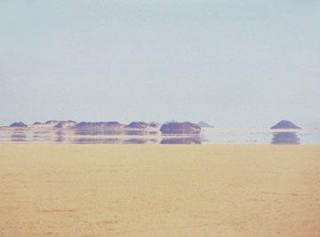 Natural Resources of the Sahara Desert