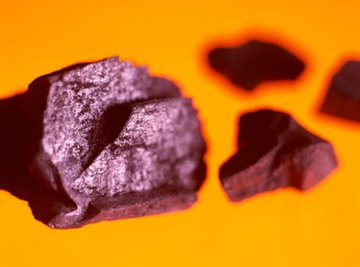 Coal is a non-renewable source of energy