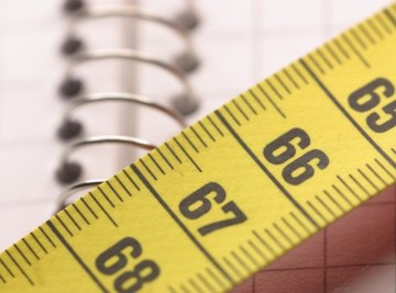 Measure square centimeters using metric rulers and the appropriate equation.