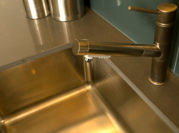Many common items are made of stainless steel.