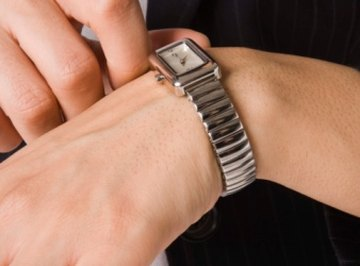 Electromagnetic fields can stop your watch from working correctly.