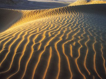 What Are the World's Great Deserts?