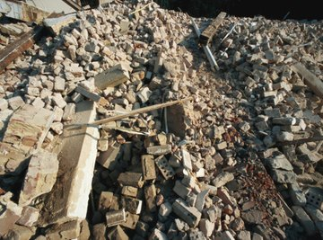 Earthquakes can cause significant damage to homes and other buildings.