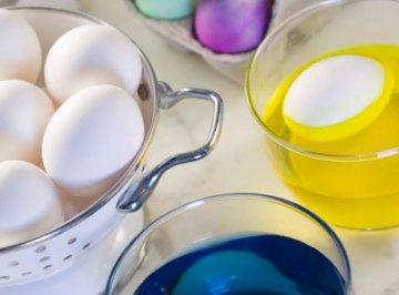 Food Coloring Experiments