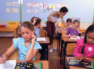 Students generally learn division at a young age.