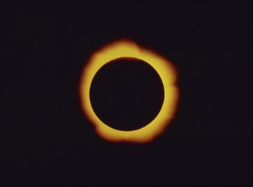 Eclipses can be both rare and beautiful.
