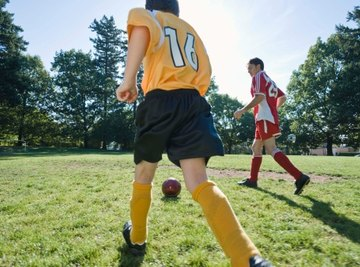Aggregate is a popular scoring method in soccer tournaments.