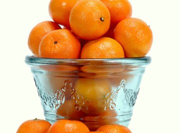 You can extract DNA from an orange.