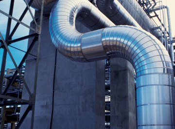 Blocking in these pipes due to gas hydrates could cause major problems -- and quickly.