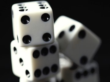 Probability questions are often associated with card and game problems.