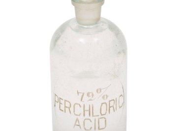 Acids are electrolytes.