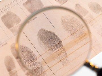 Fingerprints start forming on a fetus during the twelth week of gestation.