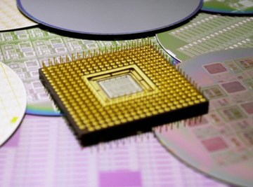 Silicon is mostly made from pure sand, which is cooked with carbon in an electric furnace to produce a brown material that is 97 percent silicone.