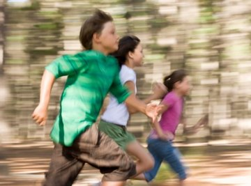 Activities such as running use both the somatic and autonomic nervous systems.