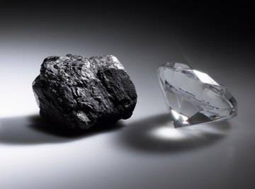 Hunters can find both diamonds and coal in Indiana.