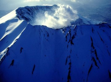 There were signs in the spring of 1980 that Mount St. Helen's could erupt.