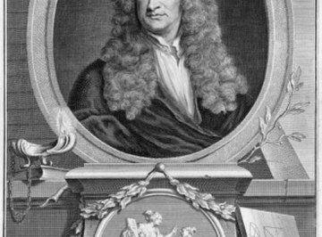 Calculus was largely developed by Isaac Newton.