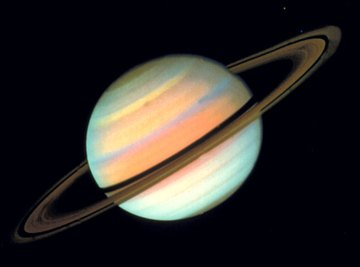 Saturn is famous for having the largest and most beautiful rings in the solar system.