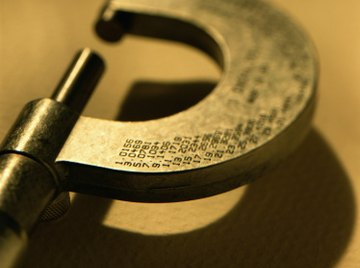 You will need an outside micrometer to measure the outside dimension of a pipe.